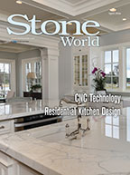 Stone World April 2016 cover