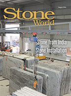stone world august 2016 cover
