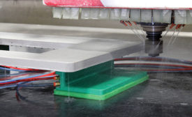 SS50400 Sink Rail Better Vacuum Cup