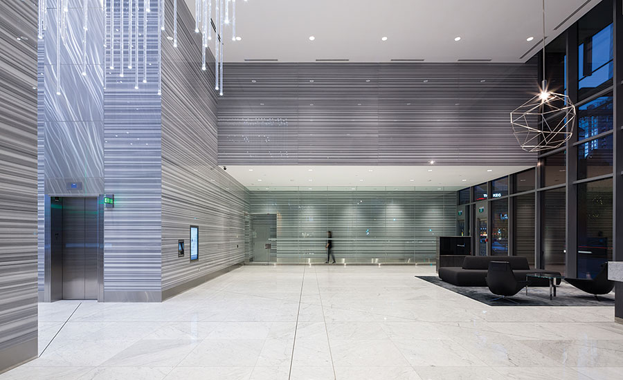 Using High End Stone And Stoneycomb Installation An