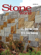 Stone world february 2016 cover