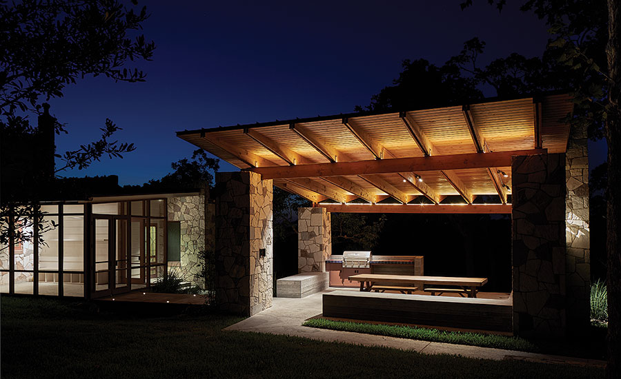 Private Ranch Outdoor Pavilion