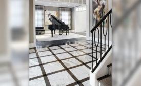 Calacatta Manhattan marble tiles