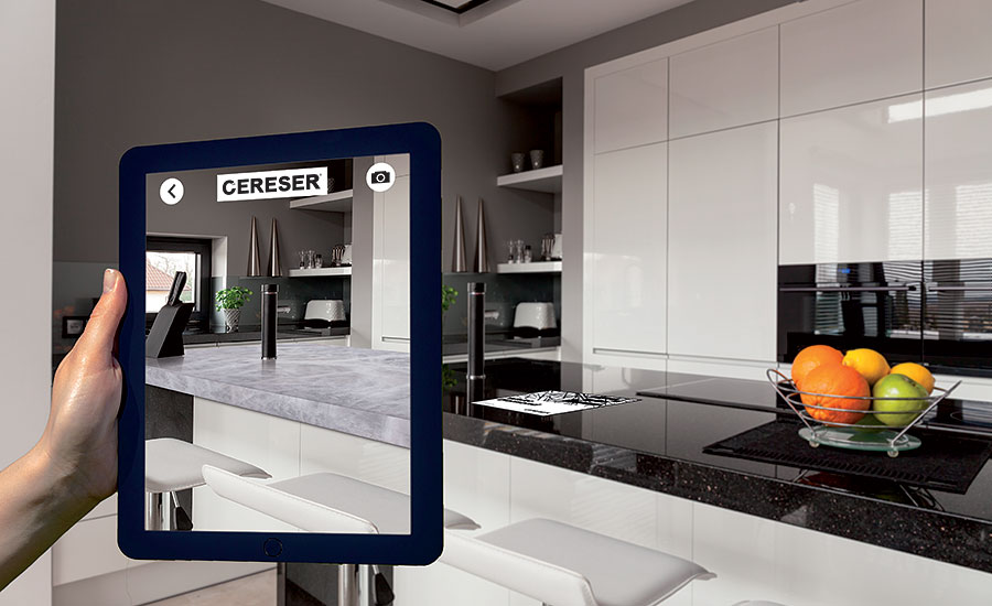 Cereser's new smartphone application
