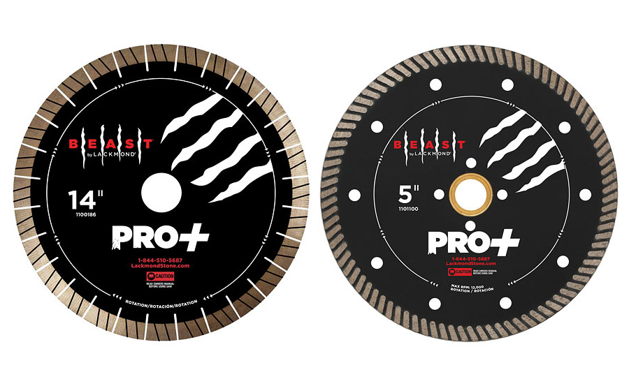 Beast Pro+ bridge saw blade
