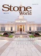Stone world september 2016 cover