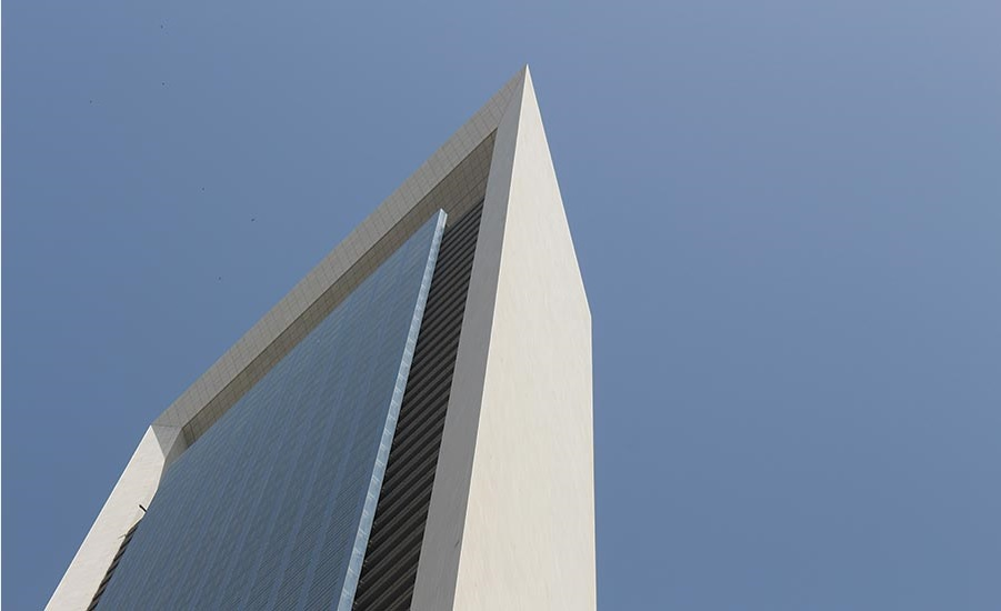 The Abu Dhabi National Oil Company uses Vermont granite 2