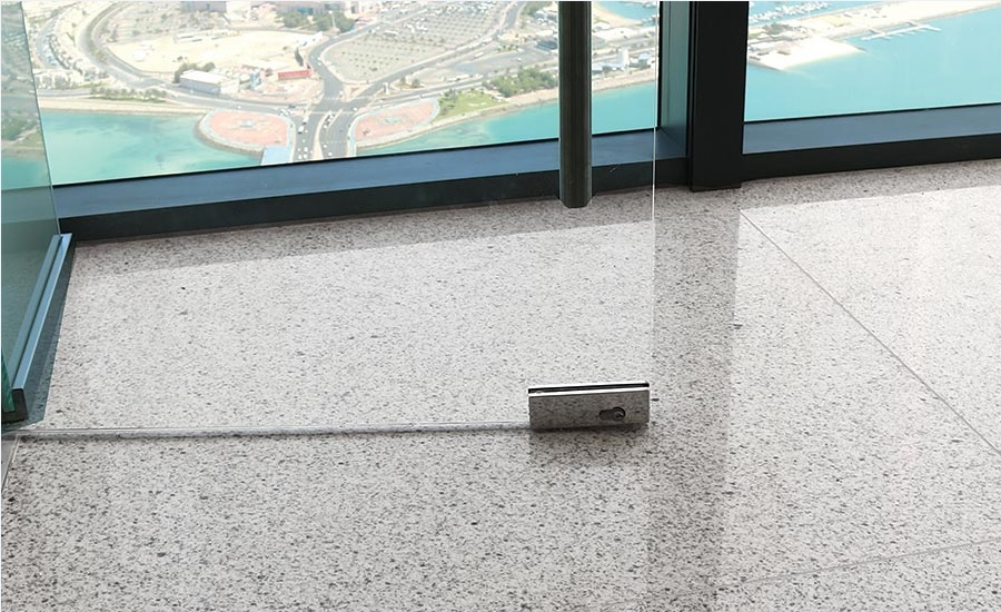 The Abu Dhabi National Oil Company uses Vermont granite 5