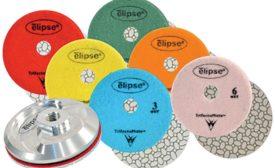 Braxton-Bragg-Elipse wet polishing pads