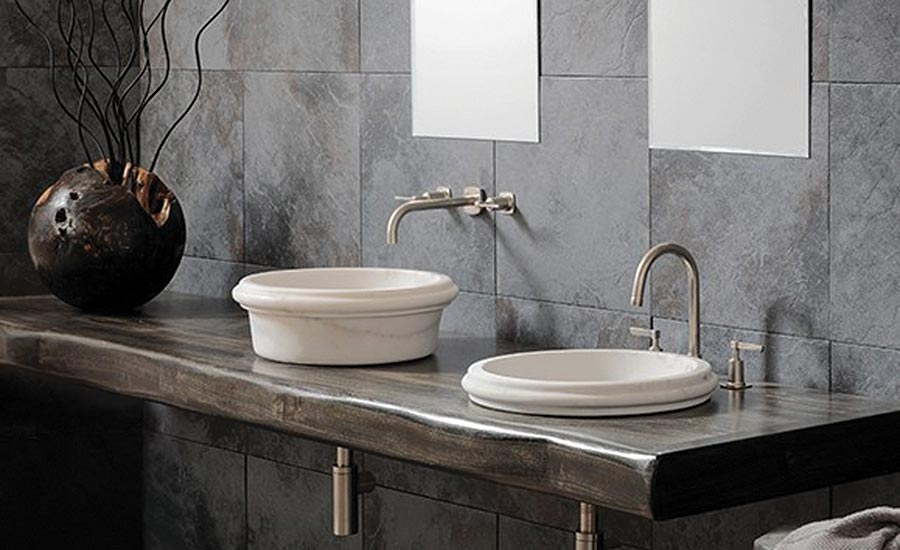 The new Cerne Lav sink from Stone Forest