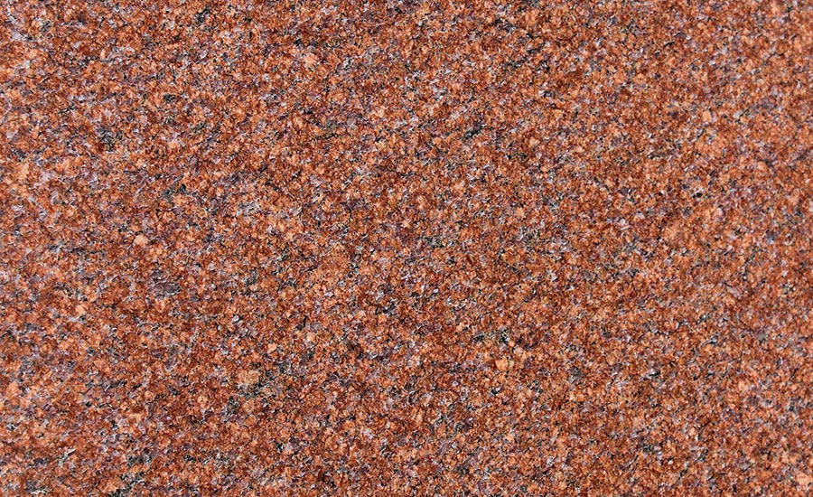 Product Red Granite : Stone of the month wisconsin red granite