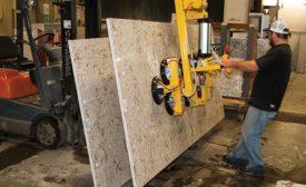 Wood's Powr-Grip vacuum lifter