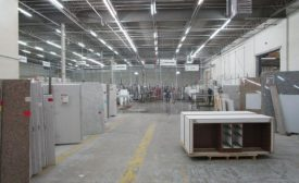 The Countertop Factory's 48,000-square-foot facility