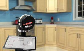 digital equipment for templating countertops