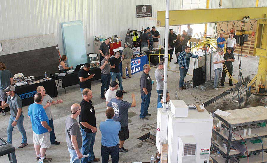 Stone Fabricator's Alliance workshops at member companies