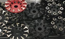 CNC tooling components