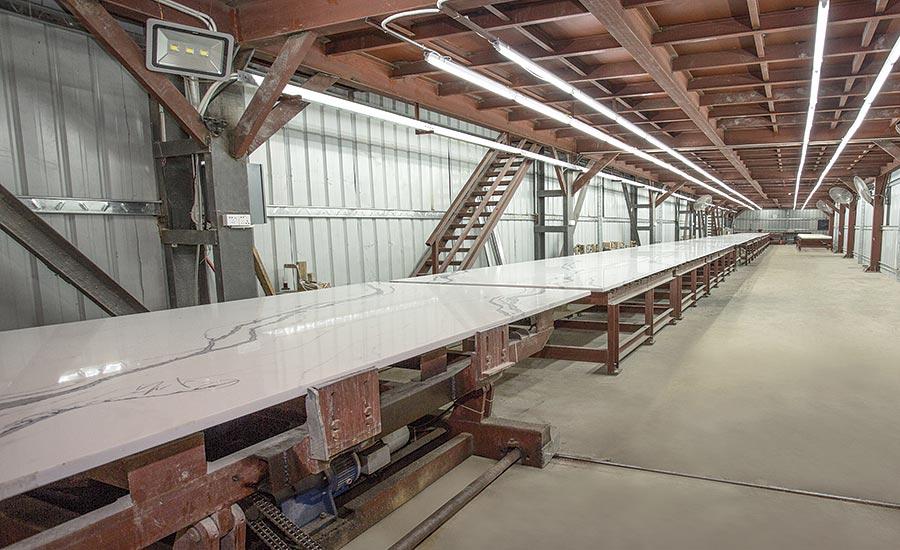 Quartz Manufacturing Process