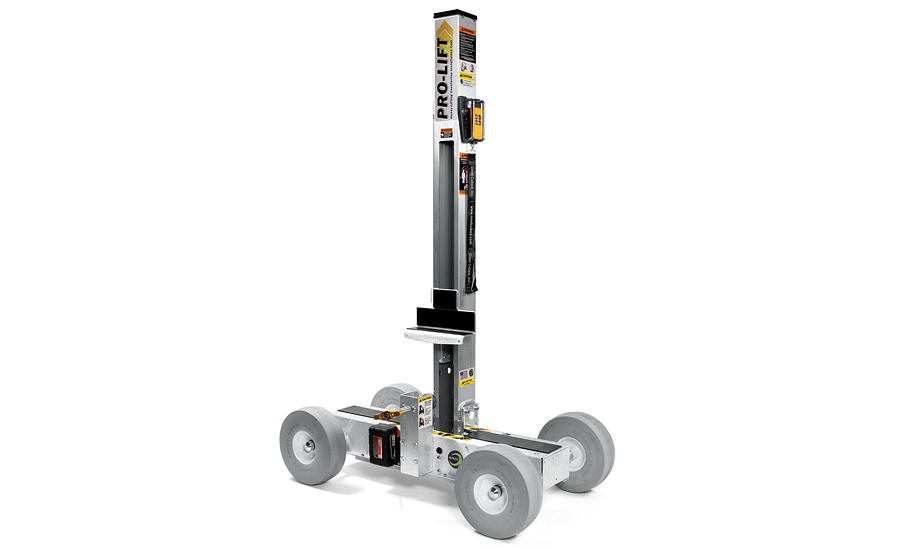 The Omni Cubed Pro-Lift Automatic from Regent Stone Products