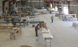 Gecko SSS fabrication shop floor