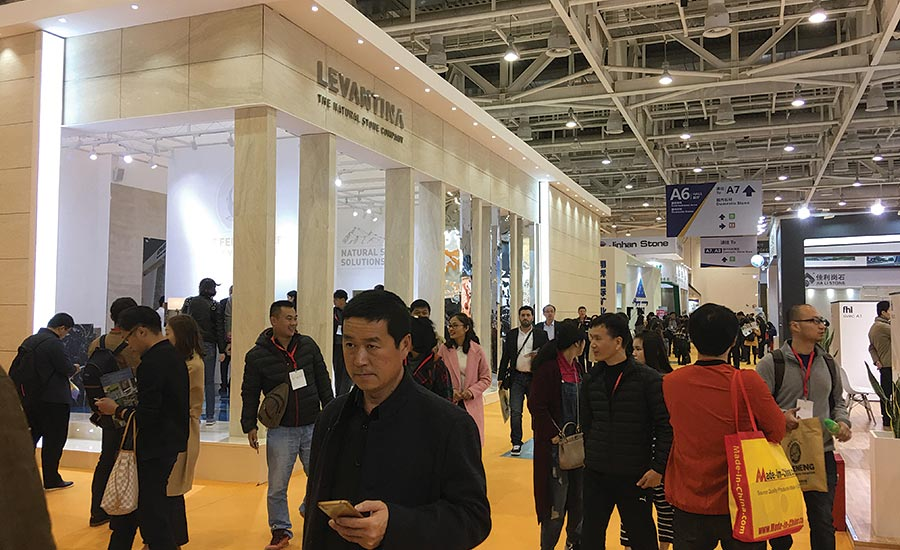 What to Expect at Xiamen Stone Fair 2018