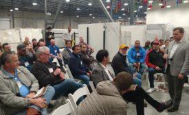 Stone Industry Education seminars kicked of in Austin, TX