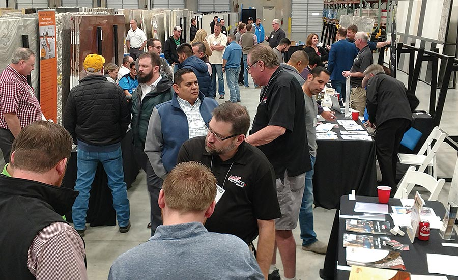2018 Stone Industry Education series