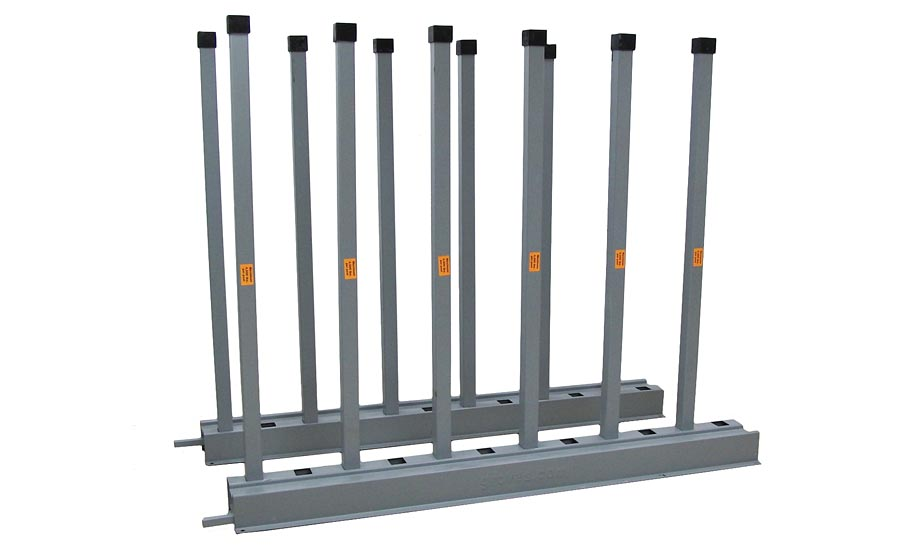 BR2.5-90 extra-long heavy-duty bundle rack by Groves Incorporated