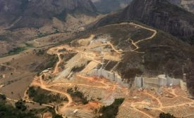 Gramazini active quarries in Brazil