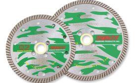 Braxton-Bragg's Terminator Q2 Quartzite Turbo Blades