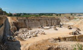 VeroStone limestone quarries