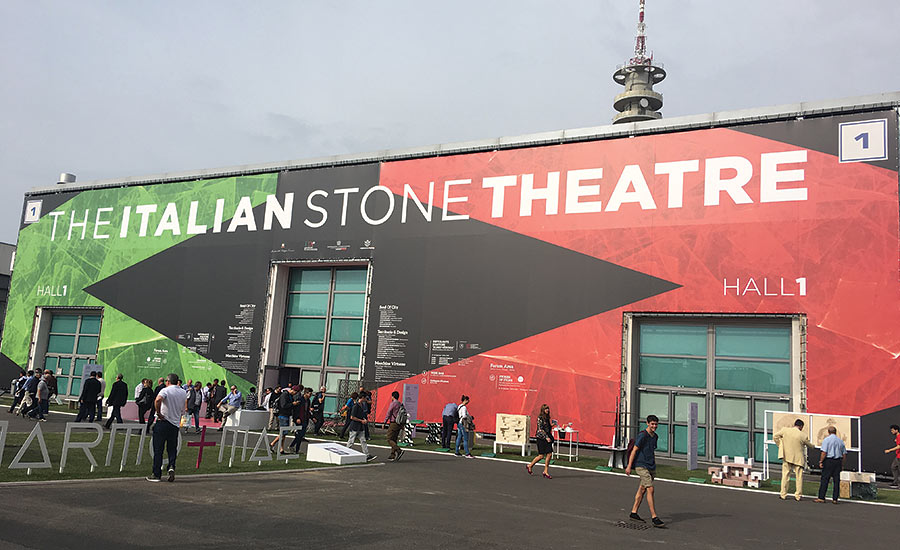 The Italian Stone Theater