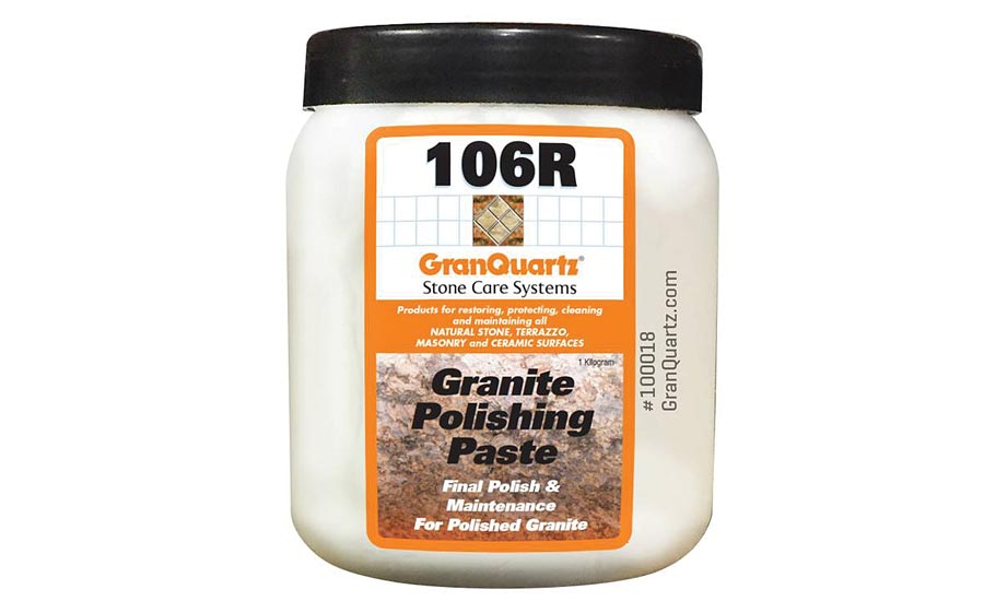 GRANITE POLISHING PASTE — GRANQUARTZ®