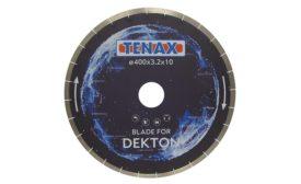 Product Spotlight: Tenax Dekton blades