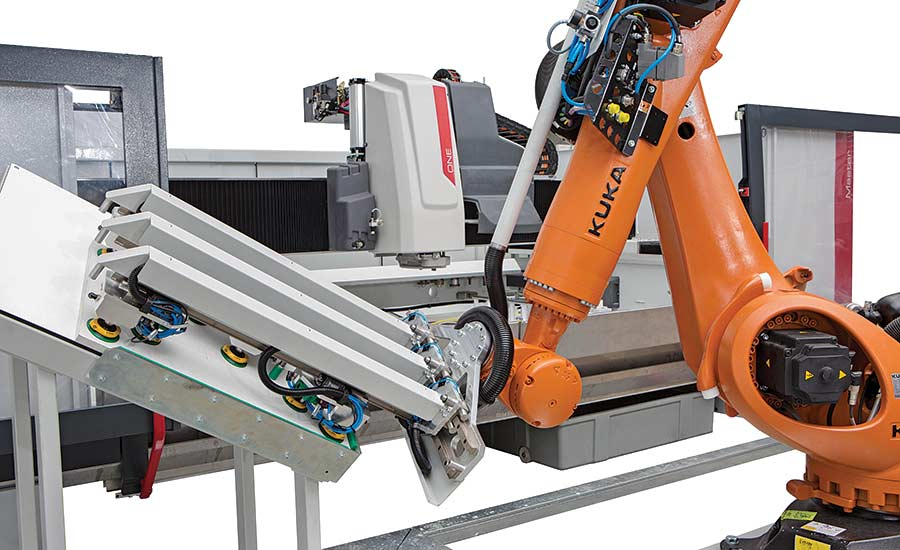 Master One is the new CNC router