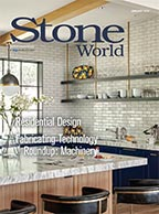 Stone World January 2019 cover image