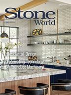 Stone World January 2019 cover image