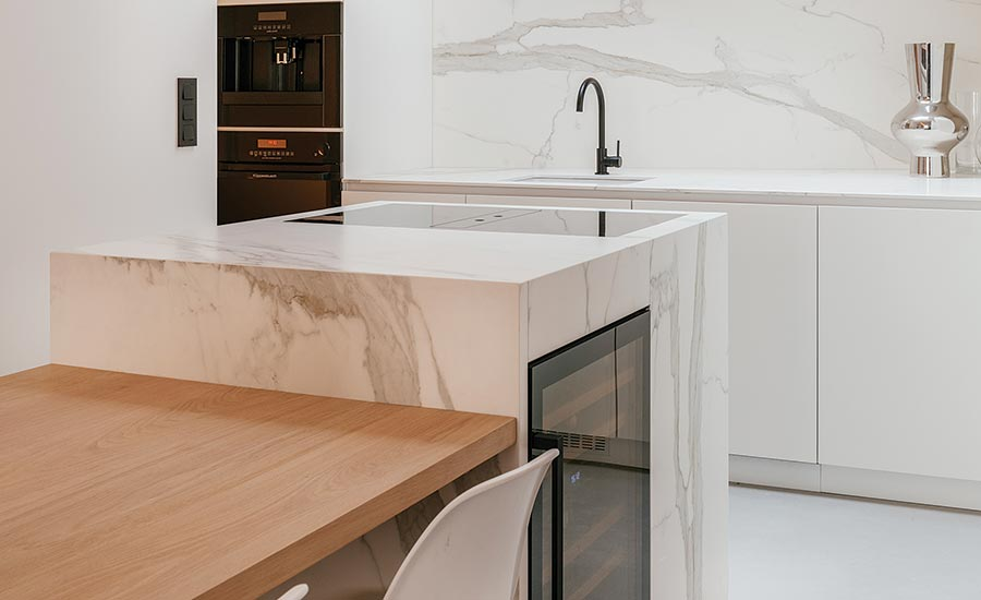 Working With Compact Sintered Stone And Porcelain Slabs