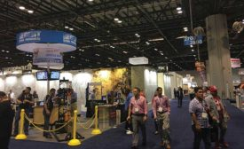 Coverings, the international stone and tile exhibition