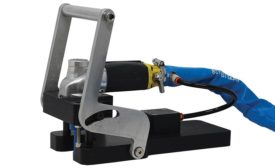The KDM110 Keep-Nut Drilling Machine from Chemical Concepts