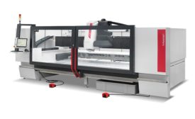 Master One CNC router from Intermac with Industry 4.0 automation