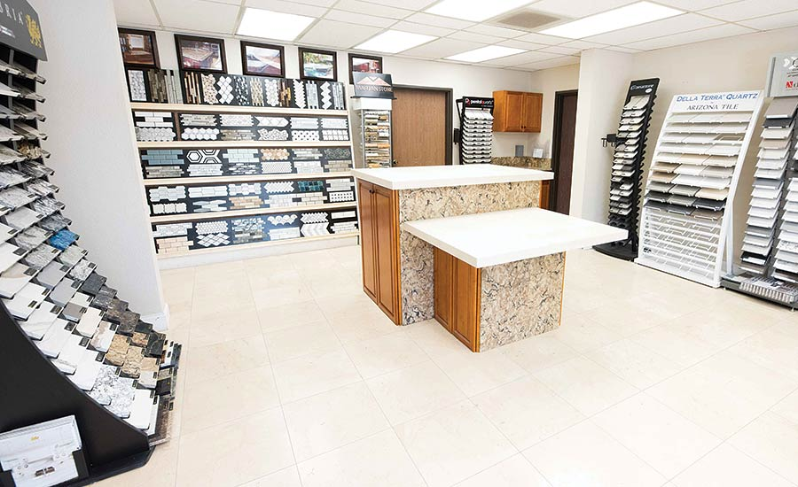 natural stone varieties and quartz surfacing products