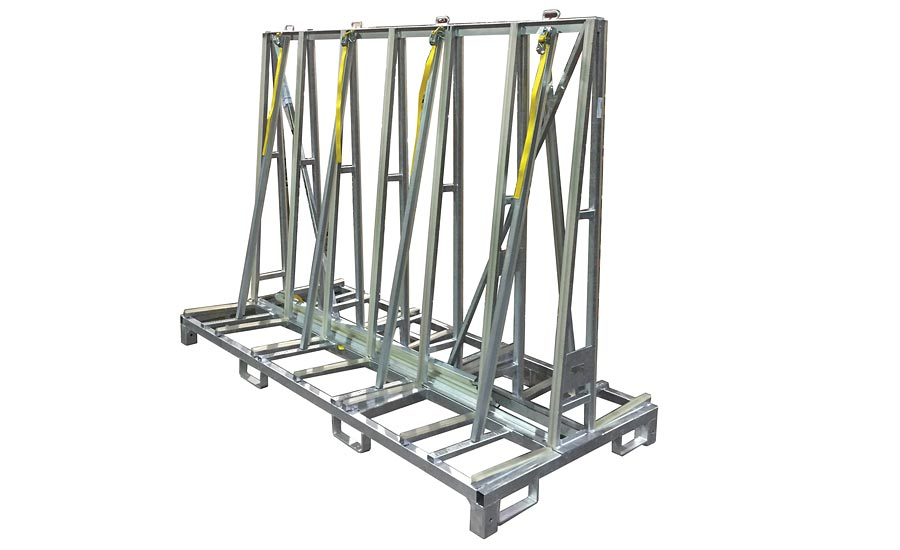 GranQuartz's Xtreme Transportation Racks