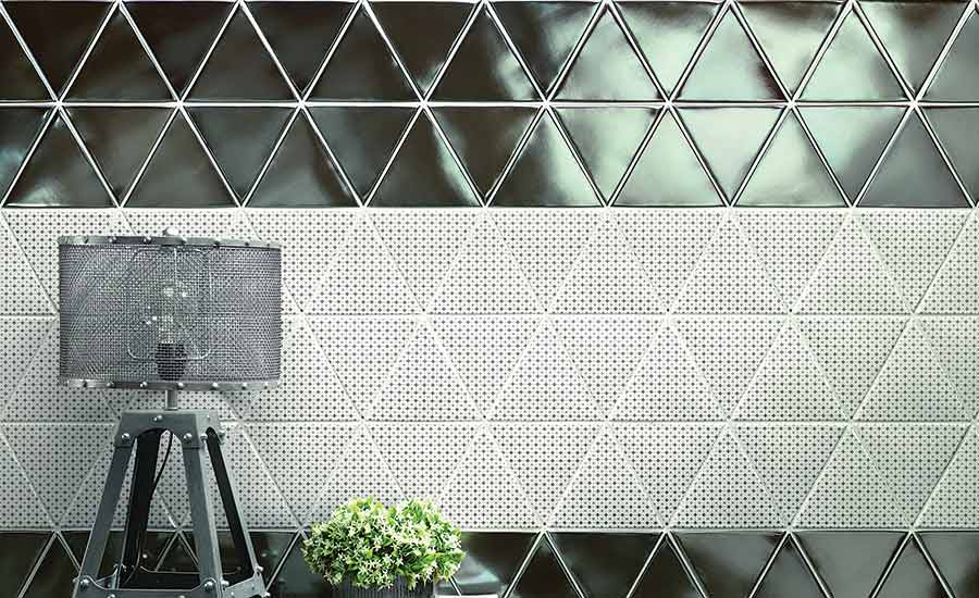 Wall and floor tiles from Natucer