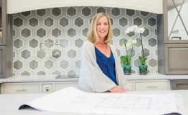 Karen Kettler, the president of Karen Kettler Design, based in Charlotte, NC