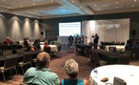 fabricator forum at Coverings 2019