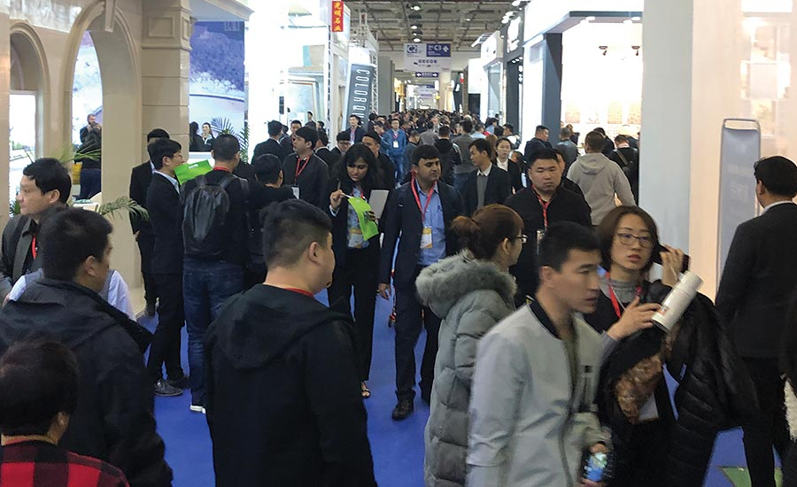 Xiamen stone fair 208,000 visitors
