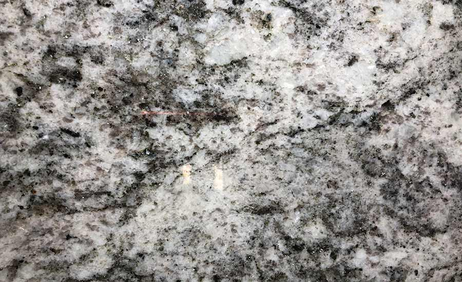 TAUPE GRAY GRANITE, Granos