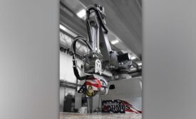 Robotic sawjet from Park Industries
