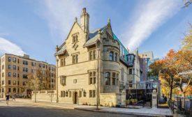 Boston University's Dahod Family Alumni Center