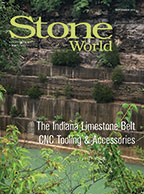 Stone World September 2019 issue cover